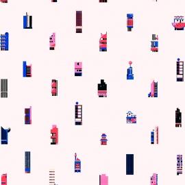 Papel de parede prédios de SP | Fabrizio Lenci
