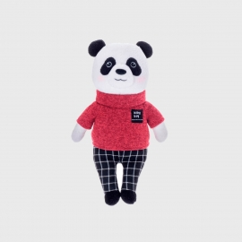 Pelúcia Metoo Panda Vermelho
