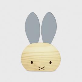 Placa de Bicho Miffy