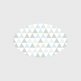 Playmat triângulos