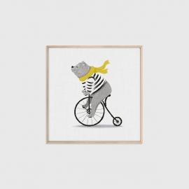 Quadro Urso Transport | Bike