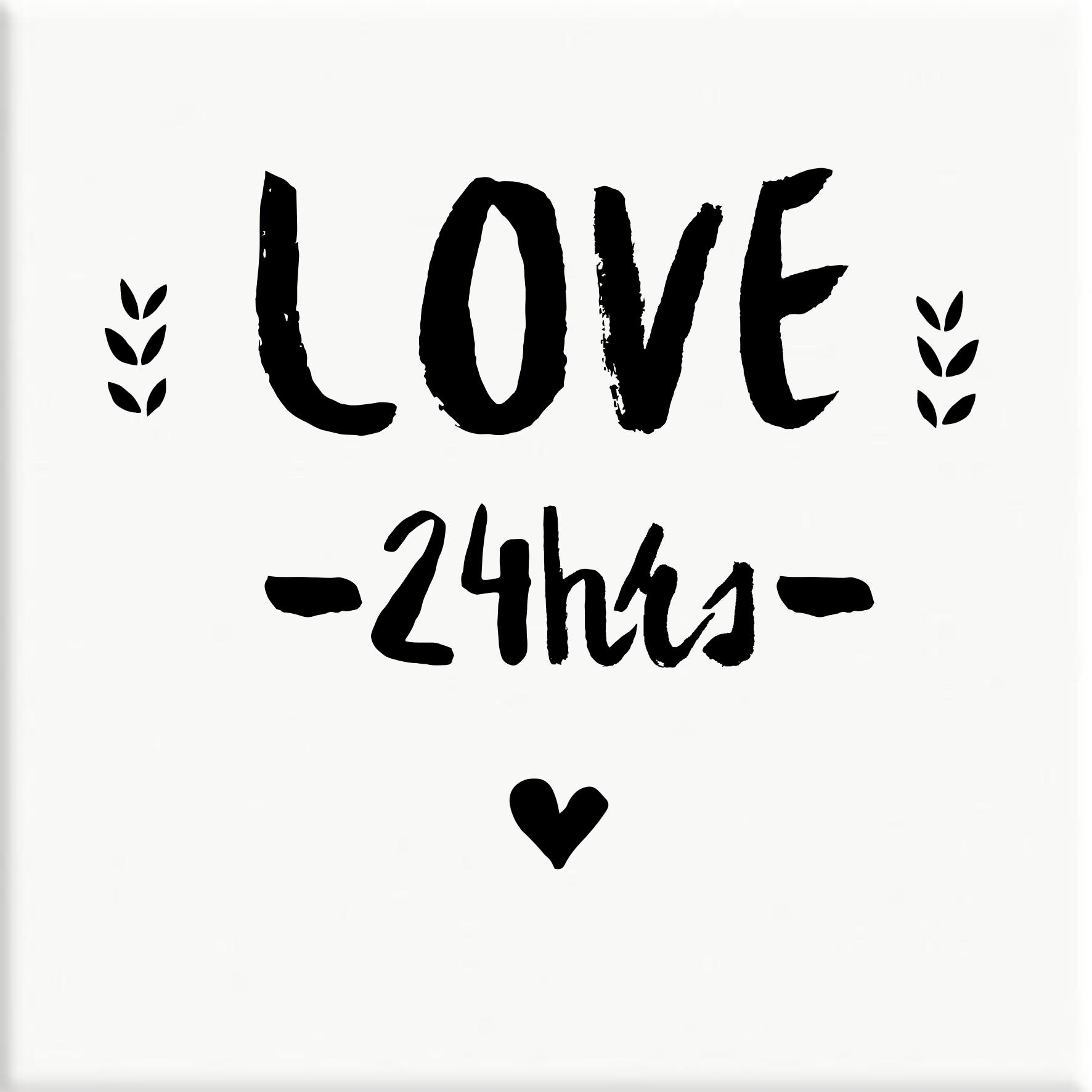 Azulejo - Love 24Horas