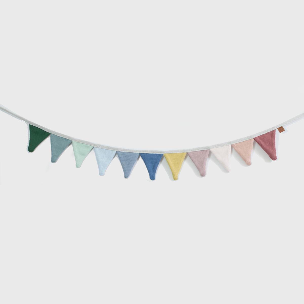 Bandeirolinha Multicor | Rian Tricot