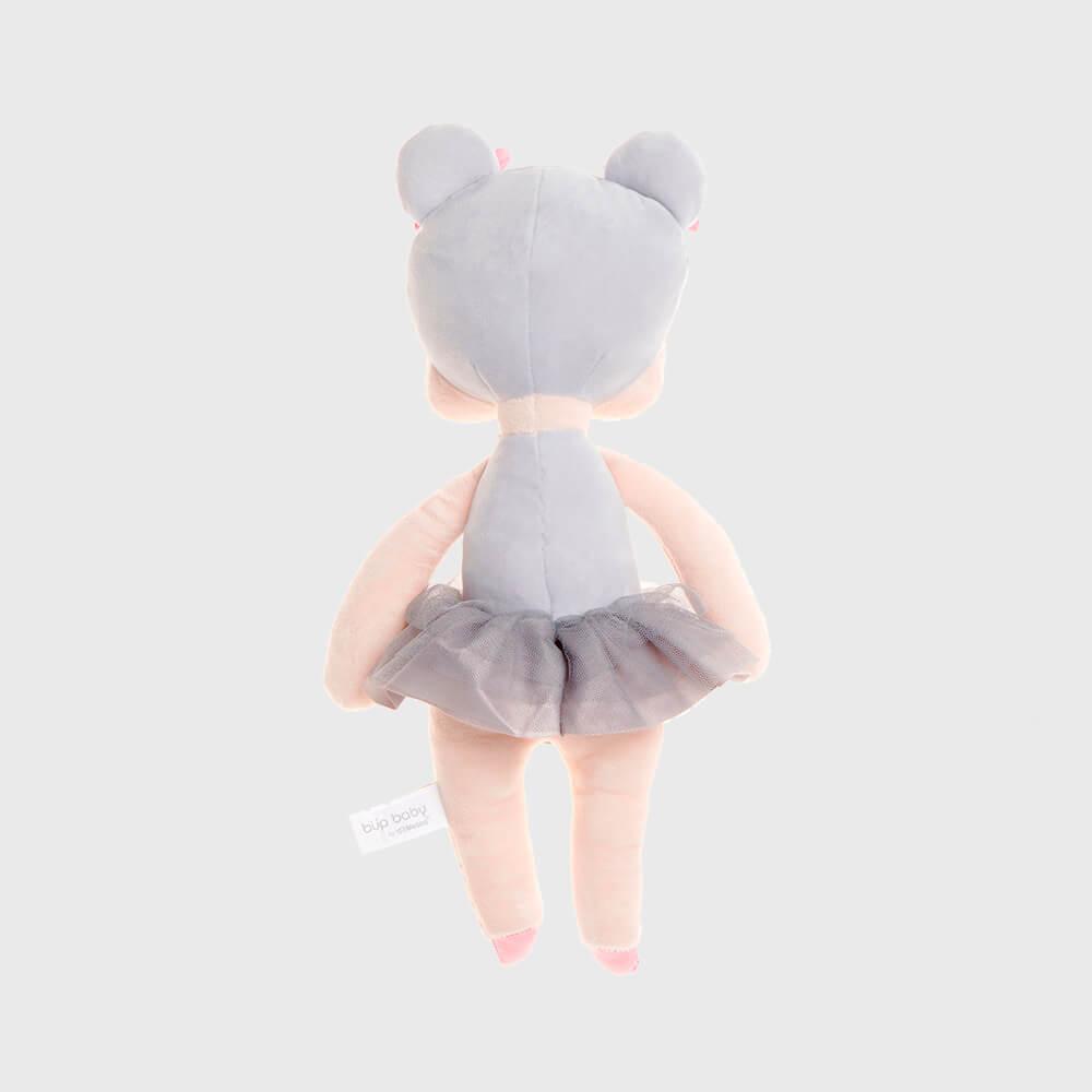 Boneca Metoo Doll Sofia Ballet Cinza