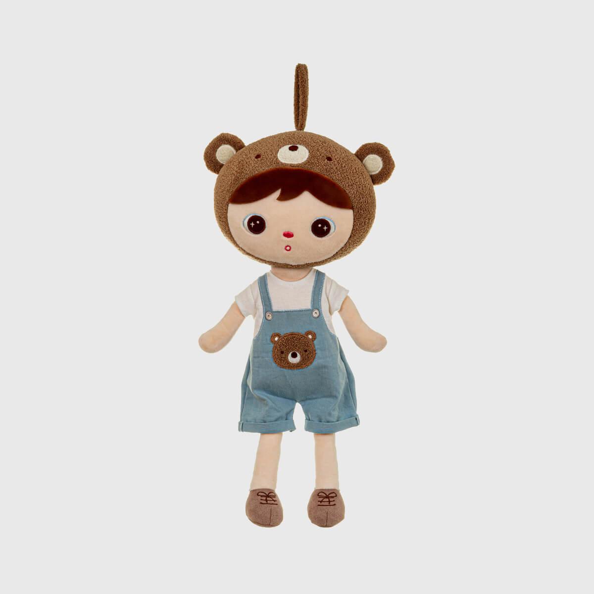 Boneca Metoo Jimbão Boy Bear