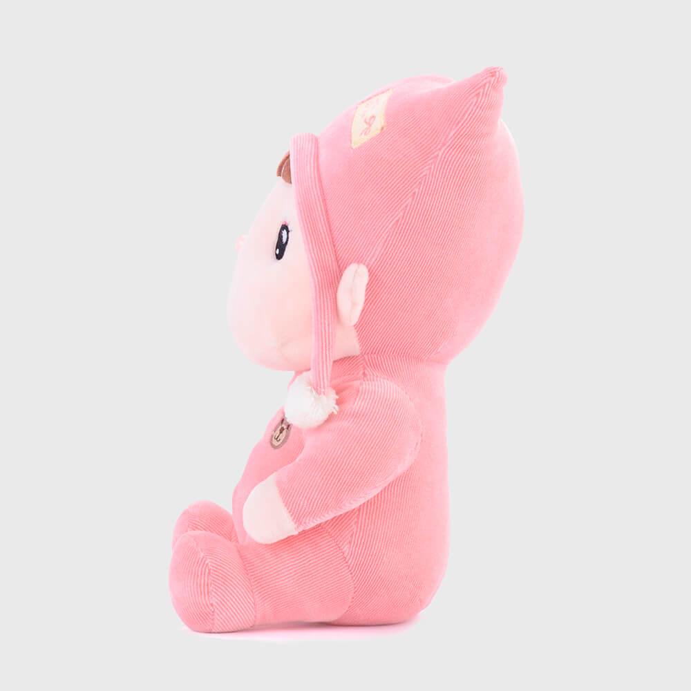 Boneca Metoo Sweete Candy Bebê Rosa