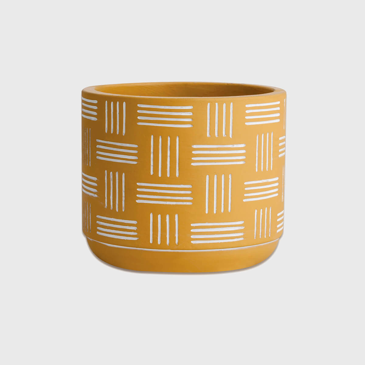 Cachepot Cerâmica Tra