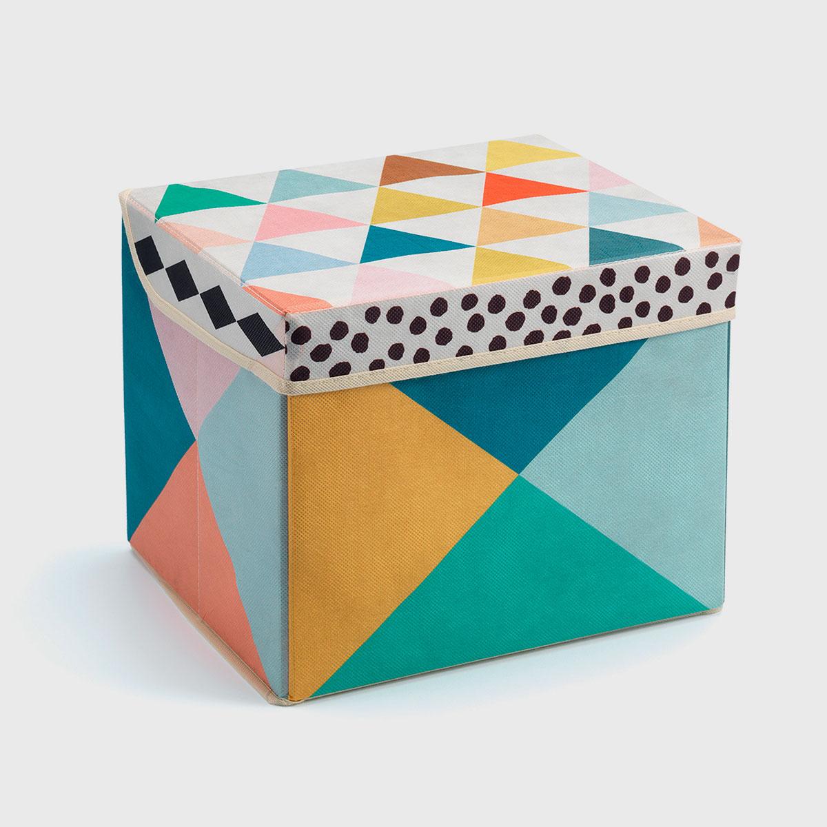 Caixa Organizadora Geométrica