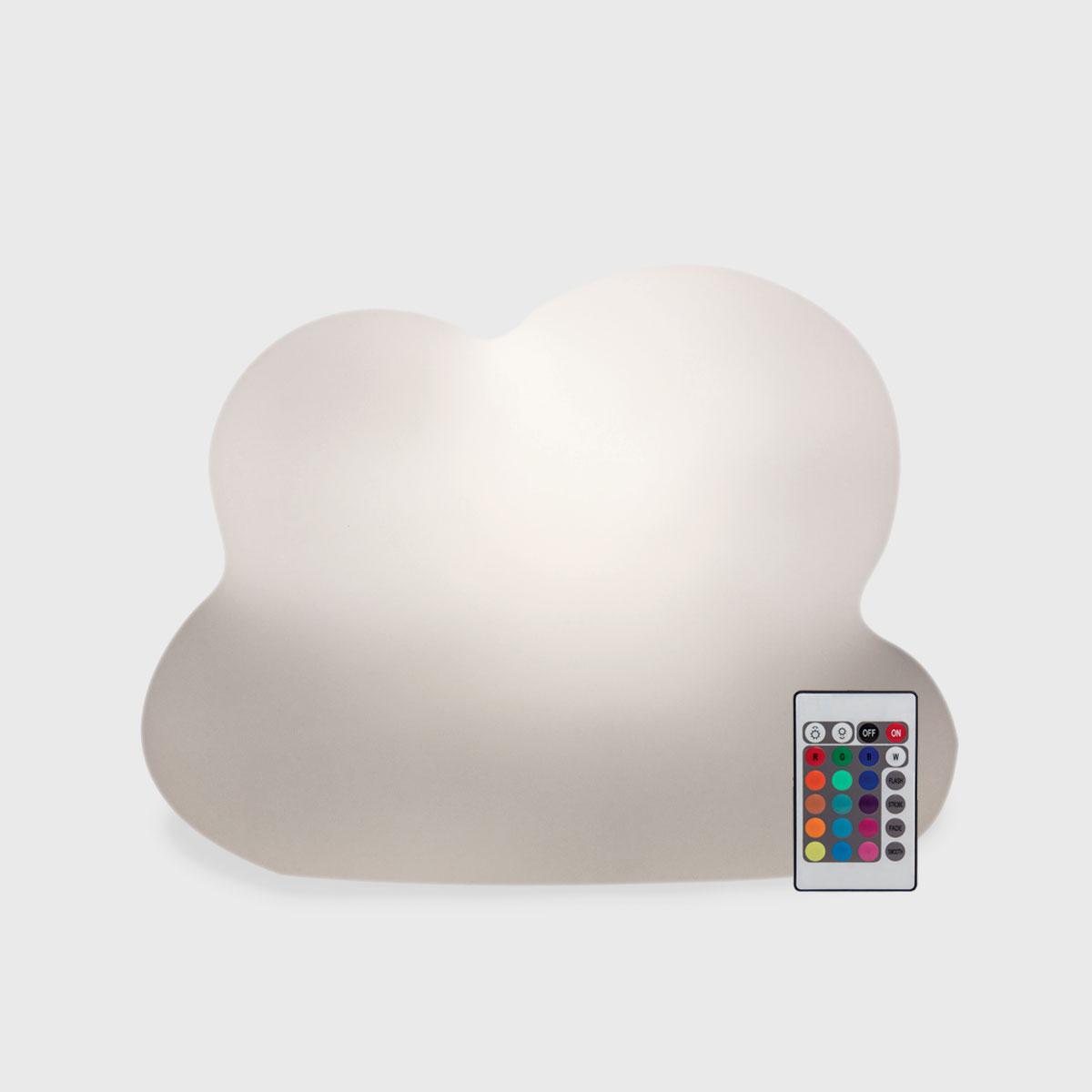 Luminária nuvem fun RGB