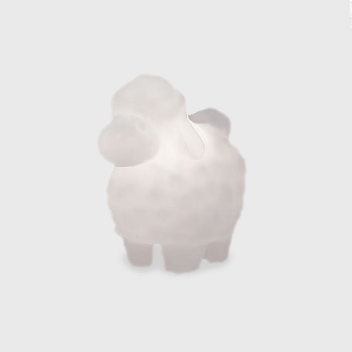 Luminária ovelha