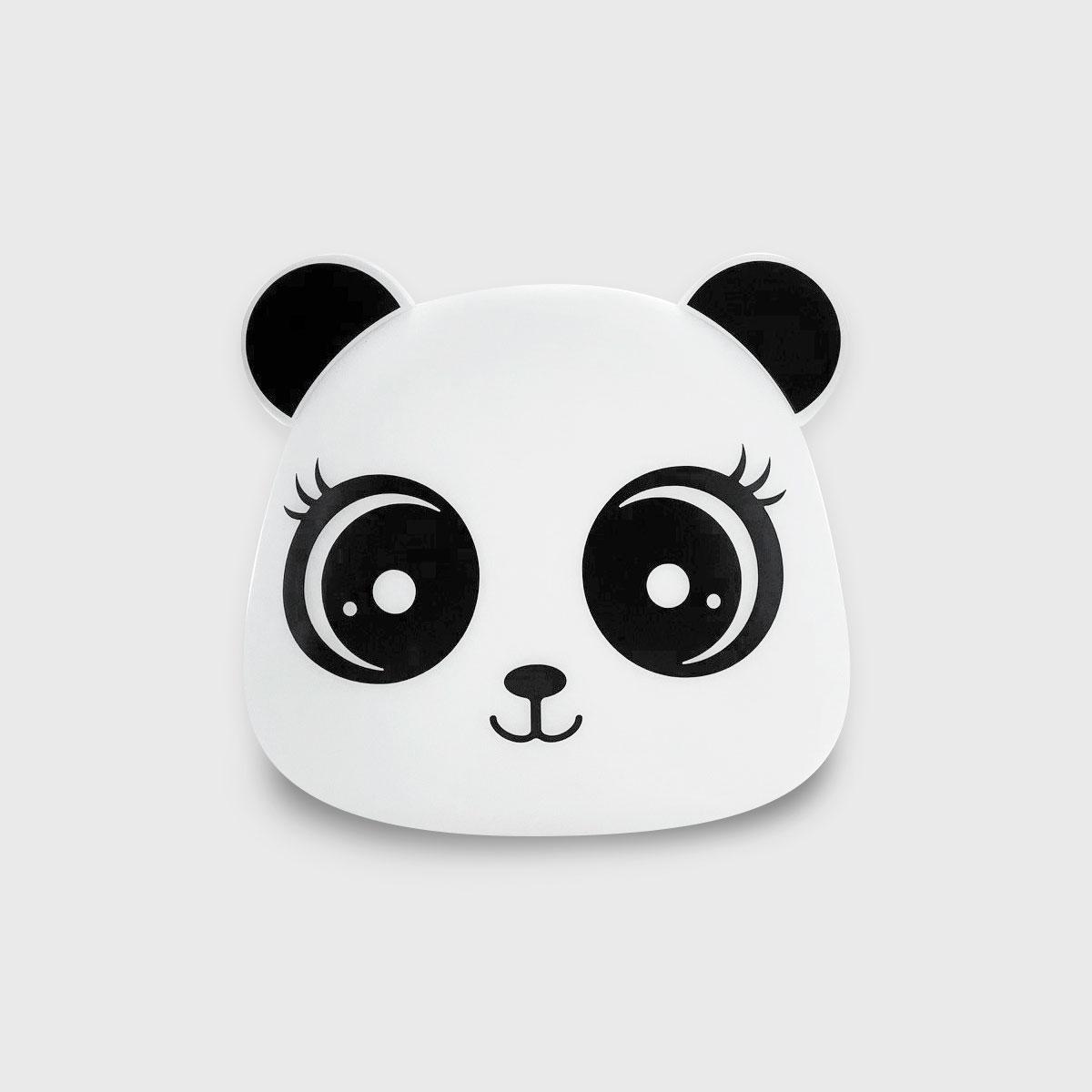 Luminária panda menina