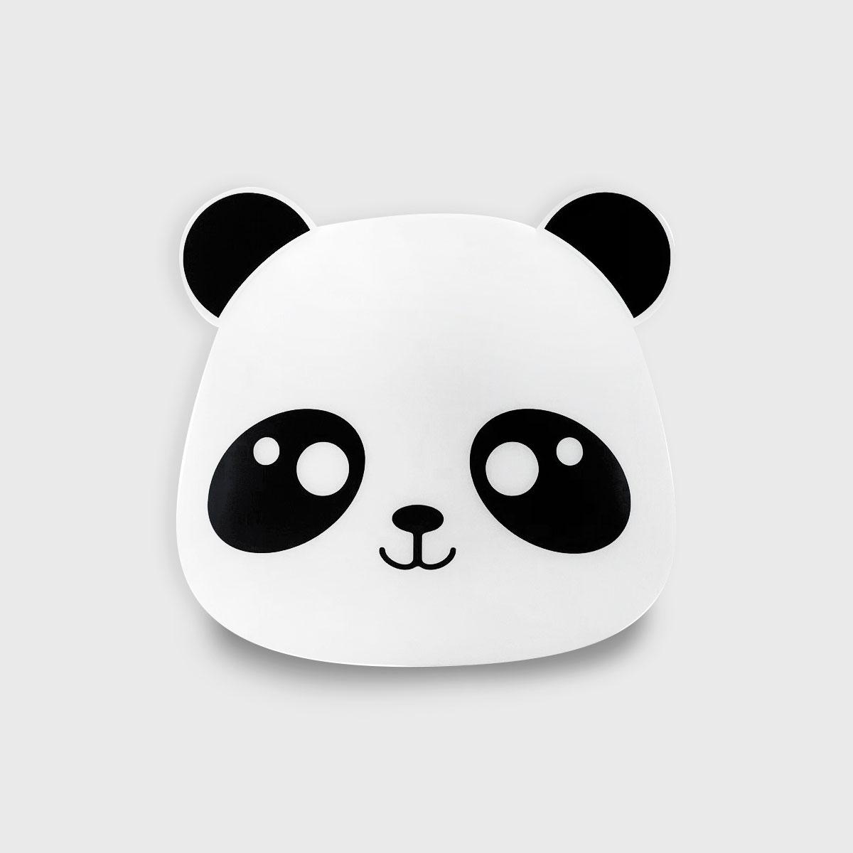 Luminária panda menino