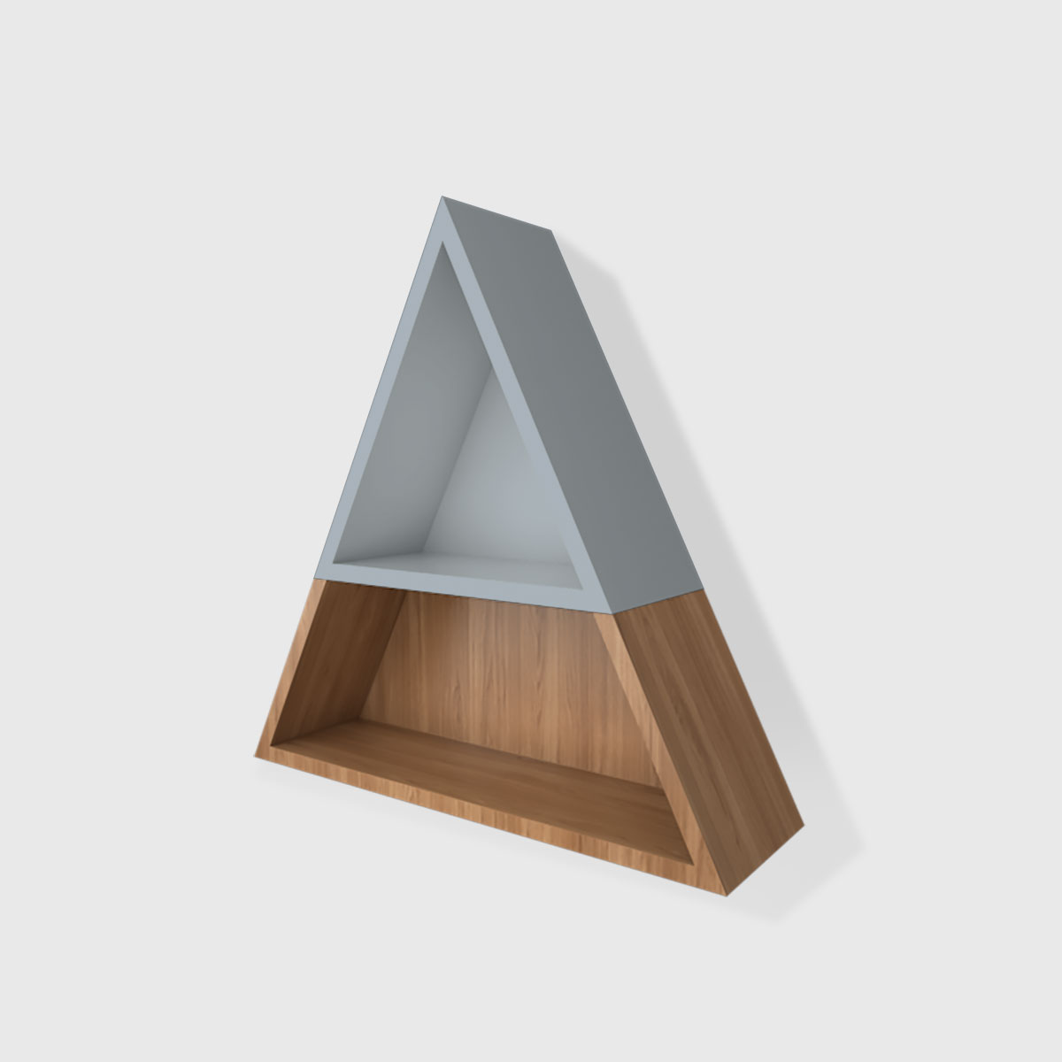 Nicho triângulo