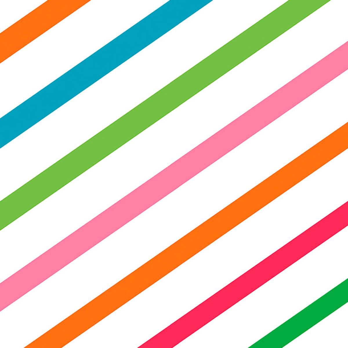 Painel diagonal pop | Regina Strumpf
