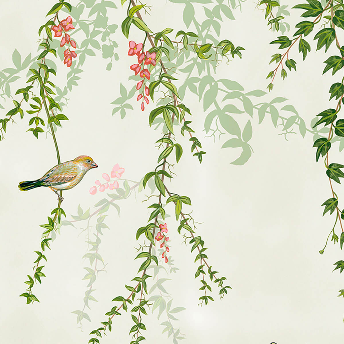 Painel jardim suspenso | Snijder & Co