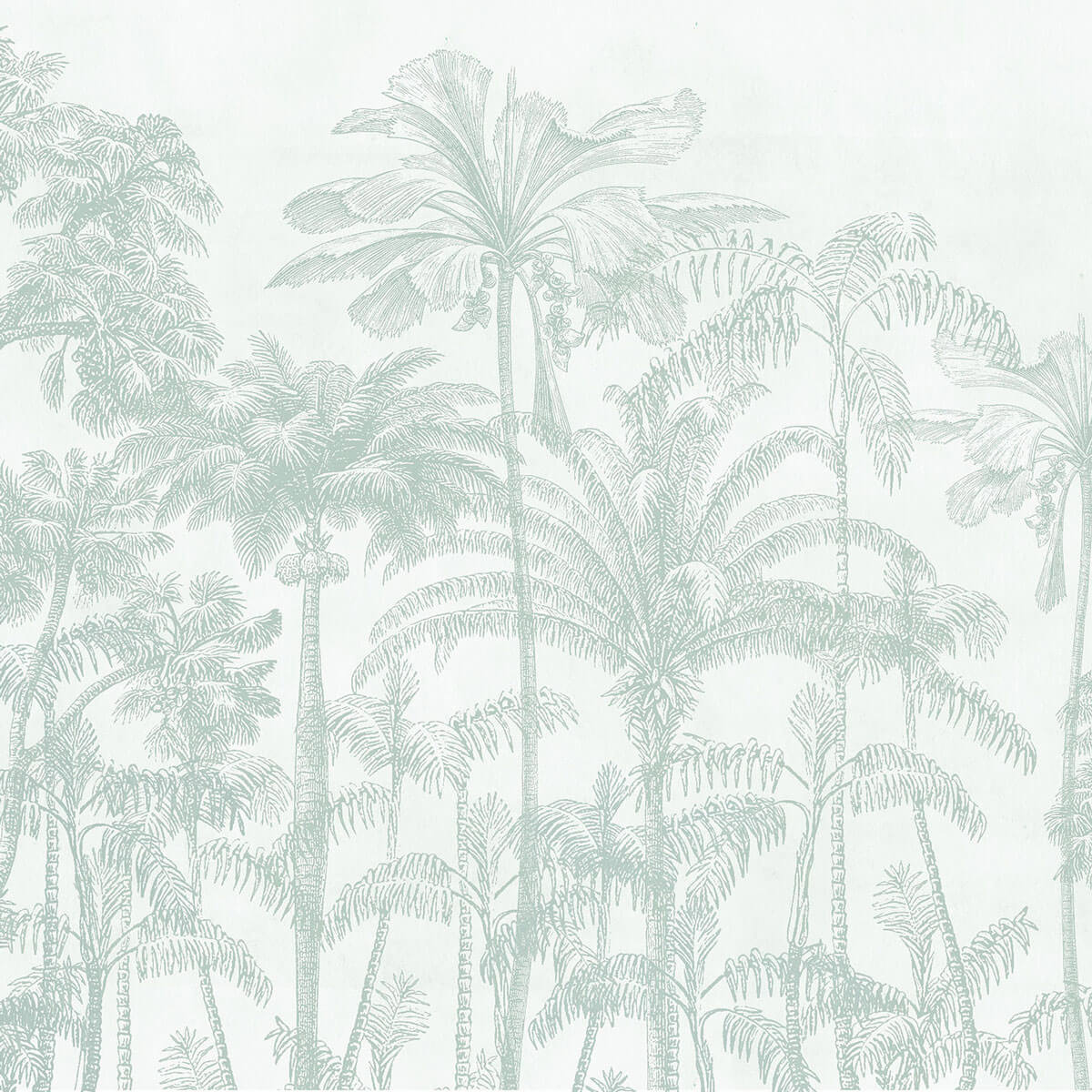 Painel sketch tropical