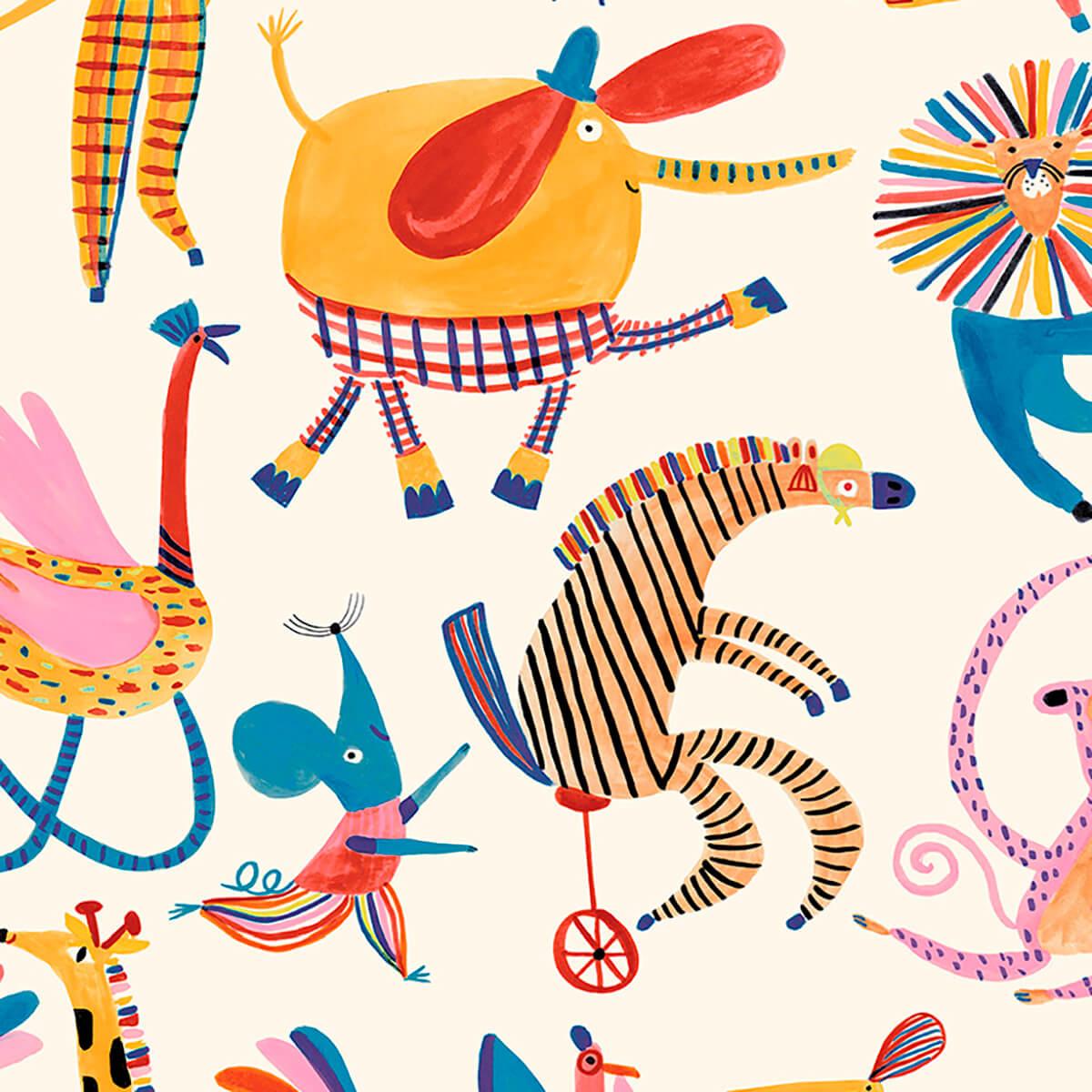 Papel de parede animais   Jana Glatt