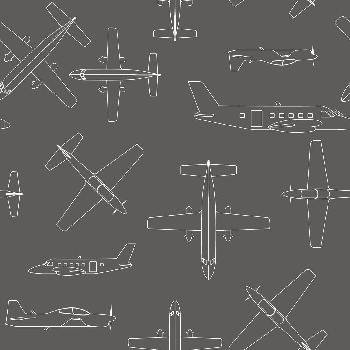 Papel de parede aviões