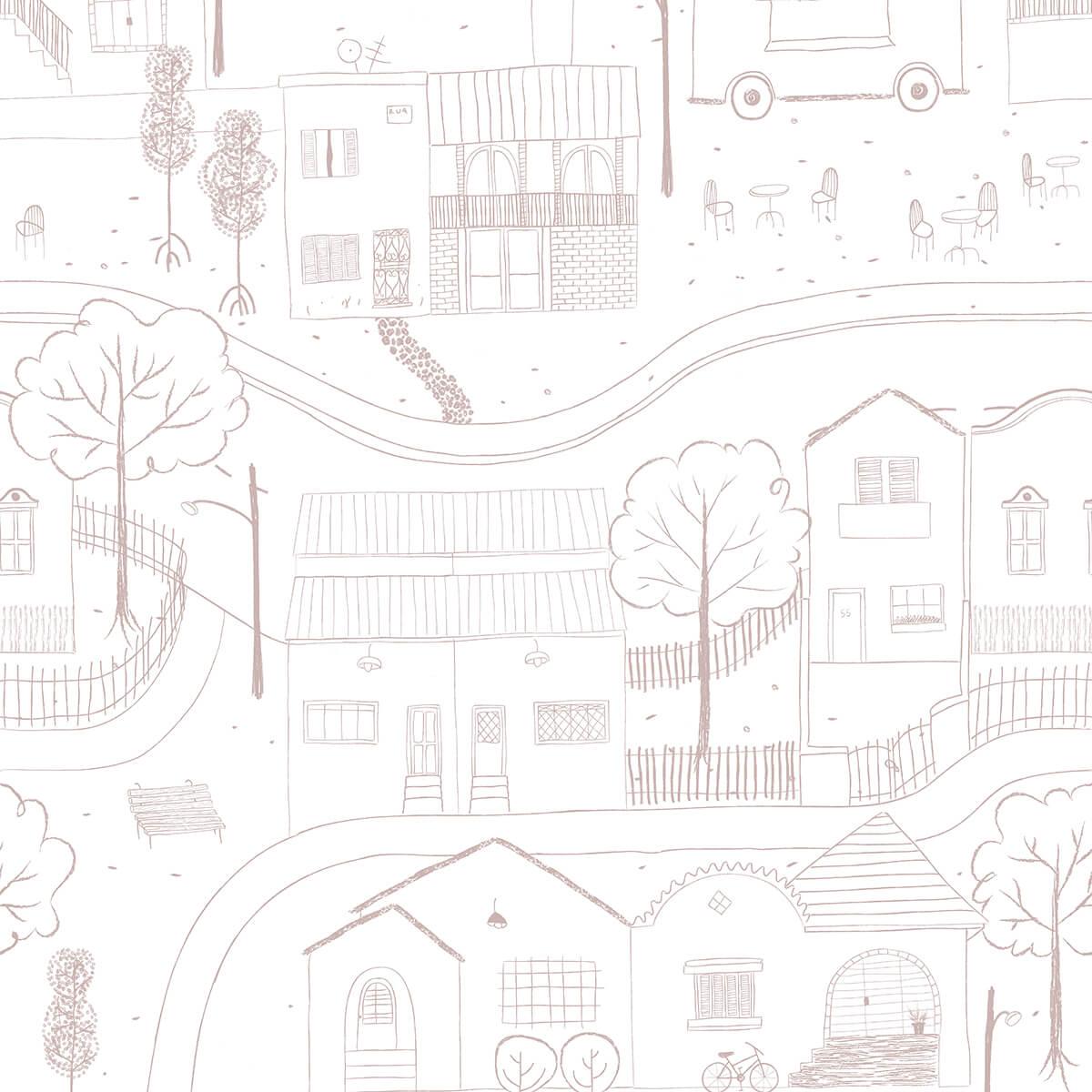 Papel de parede bairro