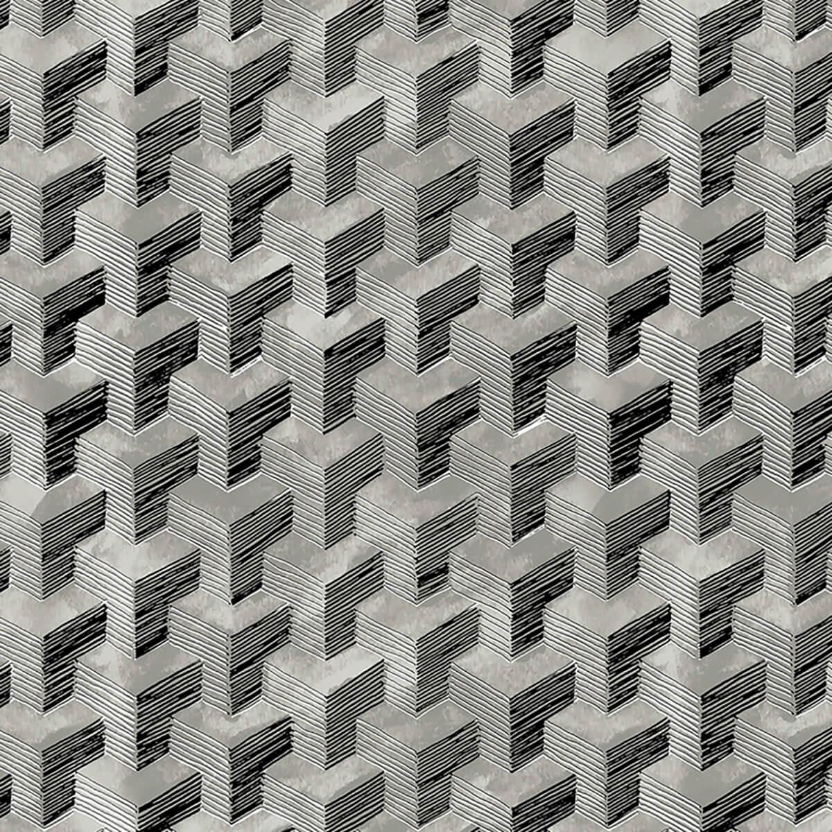 Papel de parede grafismo palha   Marcelo Rosenbaum