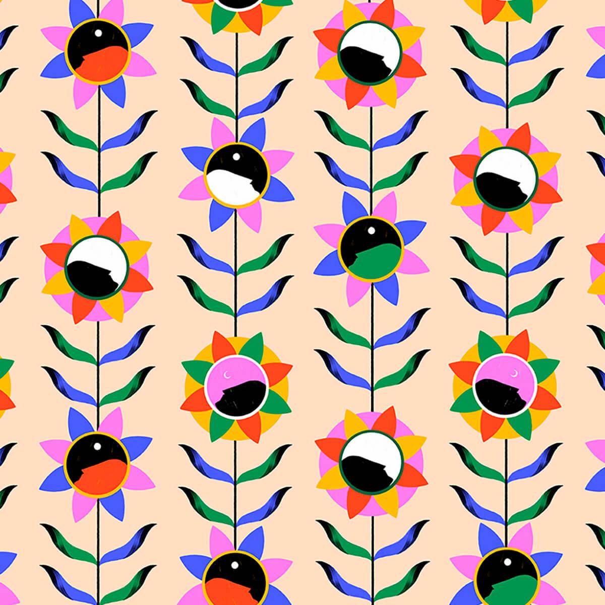Papel de parede pequeno jardim | Willian Santiago