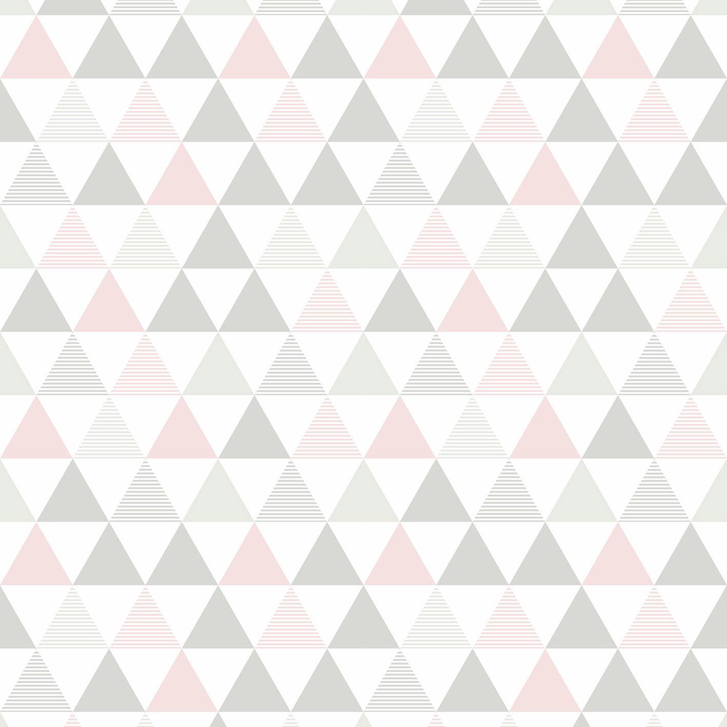 Papel de parede triângulos