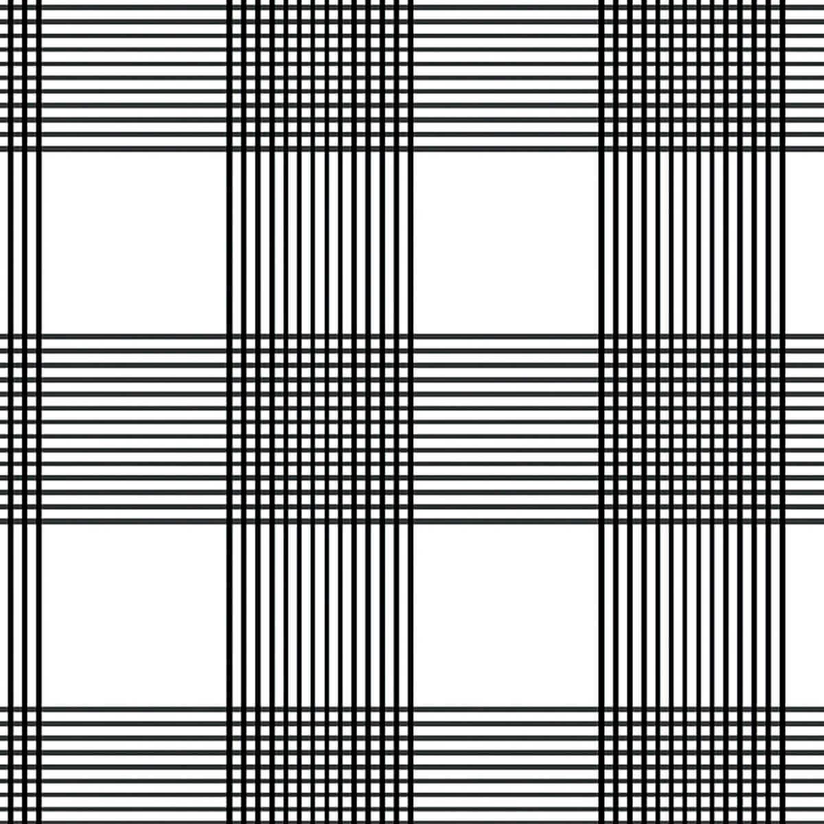 Papel de parede xadrez | Regina Strumpf