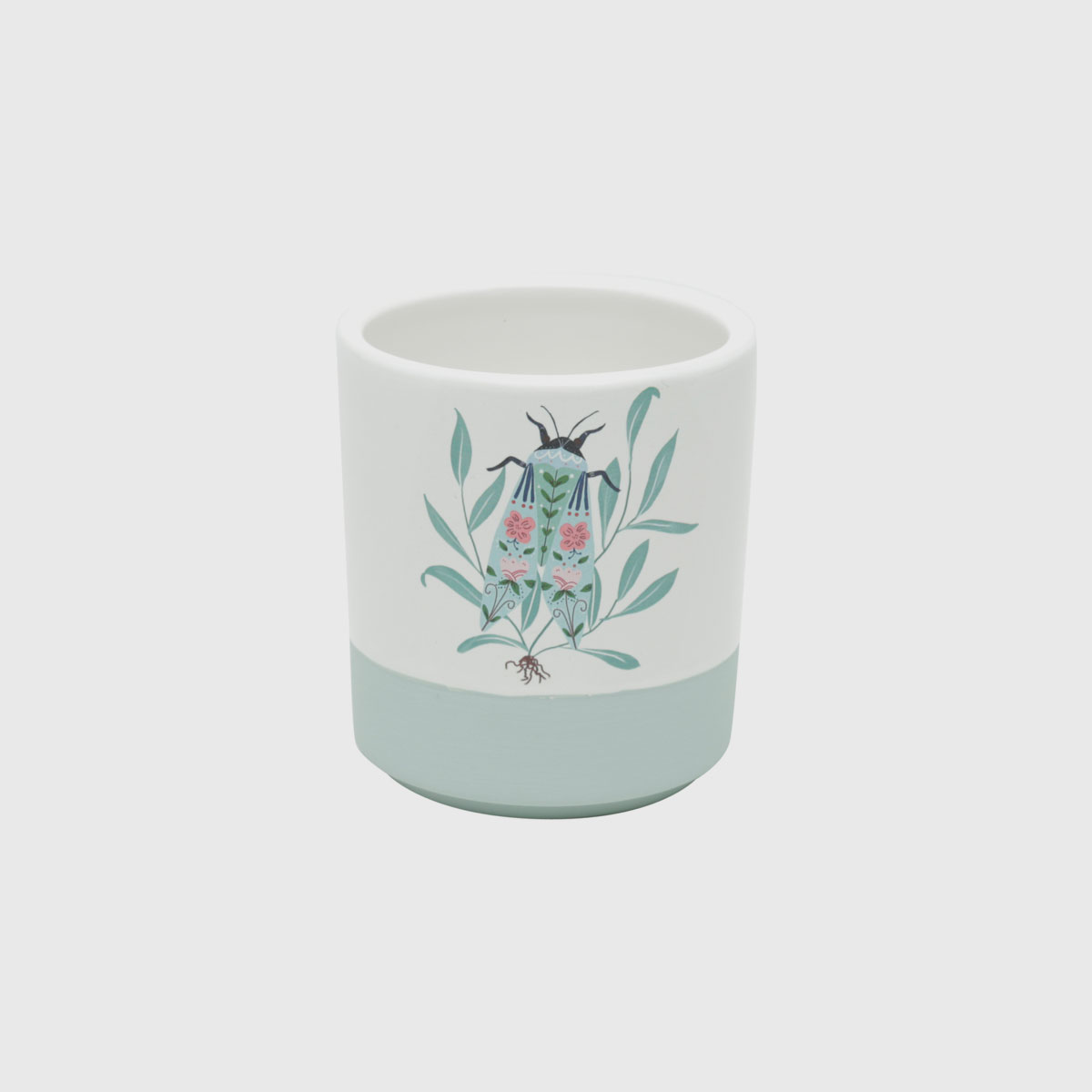 Vaso cerâmica fly
