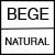 BEGE/NATURAL