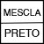 MESCLA/PRETO