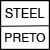 STEEL/PRETO