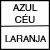 AZUL CEU/LARANJA