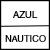 AZUL/NAUTICO