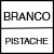 BRANCO/PISTACHE