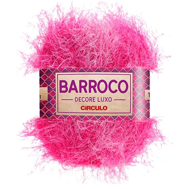 Barbante Barroco Decore Luxo 280g - Círculo
