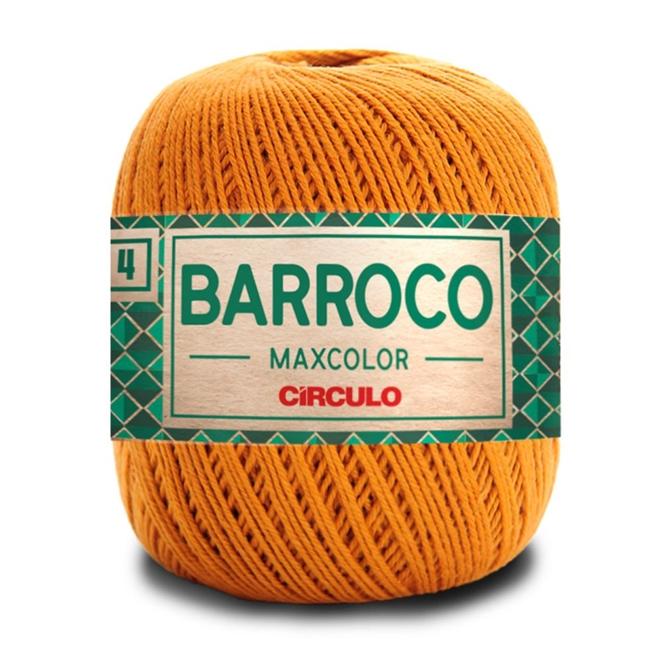 Barbante Barroco Maxcolor N04 200g - Círculo