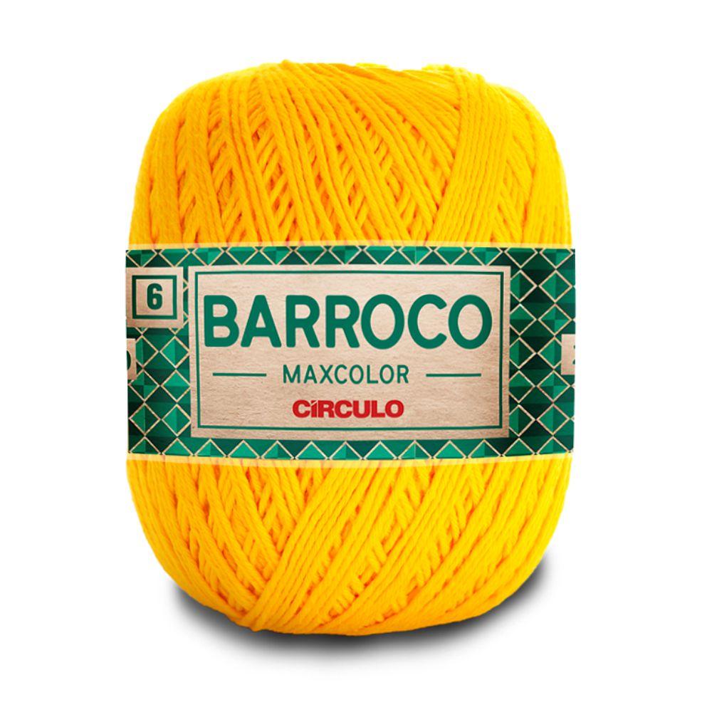 Barbante Barroco Maxcolor N06 200g - Círculo