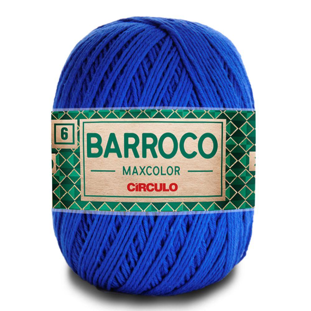 Barbante Barroco Maxcolor N06 400g - Círculo