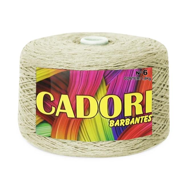 Barbante Crú N06 1,8kg - Cadori