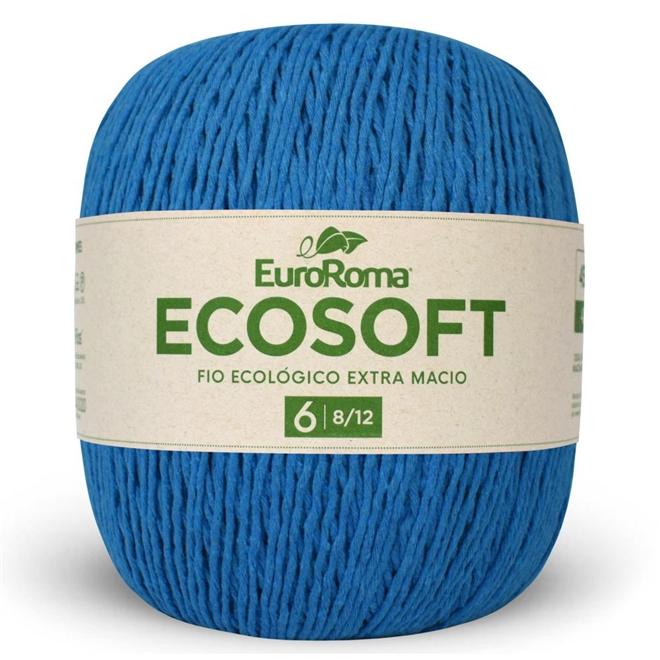 Barbante Ecosoft N06 452m - Euroroma