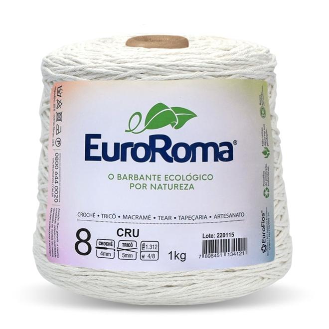 BARBANTE EUROROMA 1KG CRU - 4/8-CRU