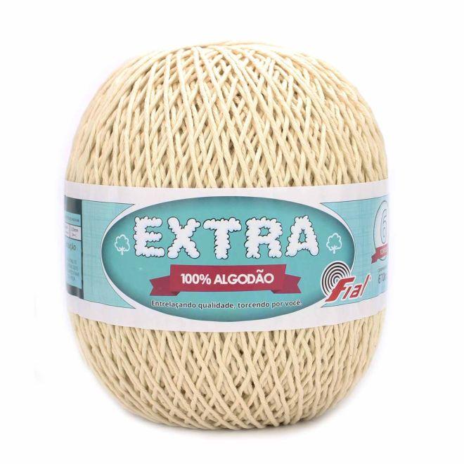 Barbante Extra Cru 600g N06 - Fial