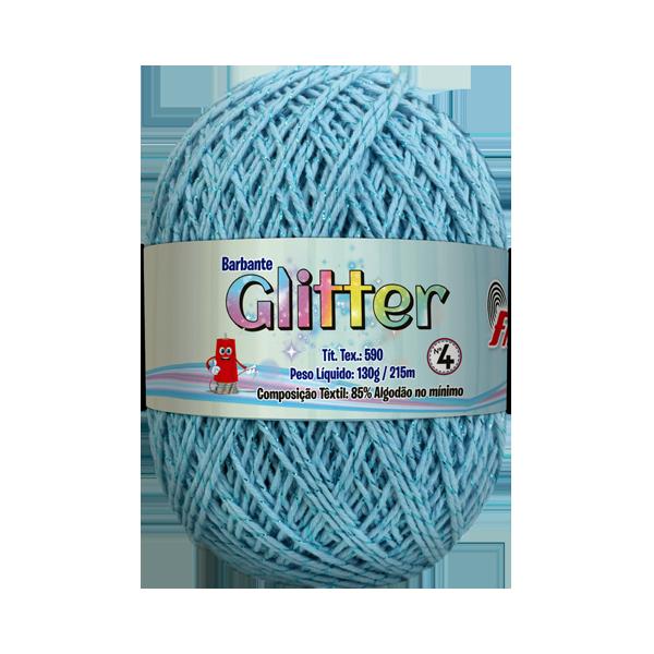 Barbante Glitter Ed. Limitada N04 215m - Fial