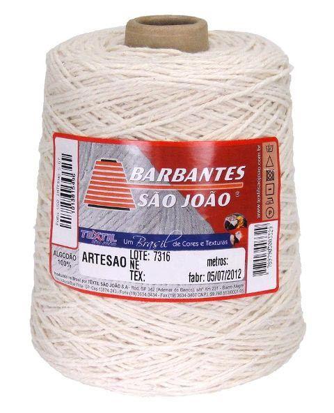 Barbante São João Crú 700g n10