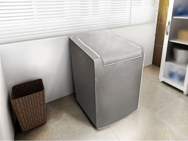 Capa para Máquina de lavar Ref. 3002 Eletrolux 10kg / Brastemp e Consul 10kg, 11kg E 11,5kg- Adomes
