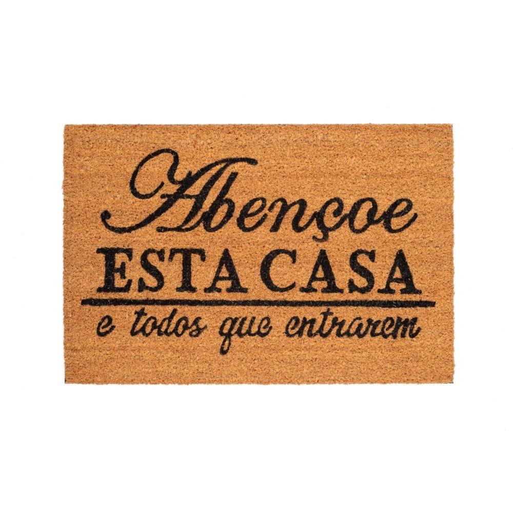 Capacho Design Abençoe esta Casa - Qaza