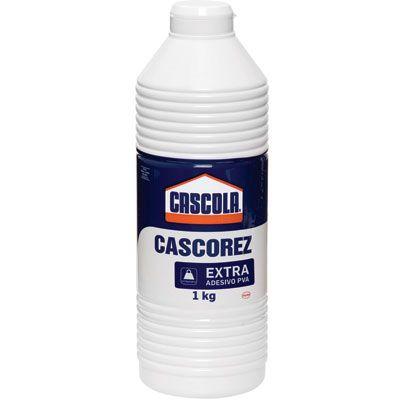 Cola Branca Cascorez Extra Adesivo PVA 1kg - Henkel
