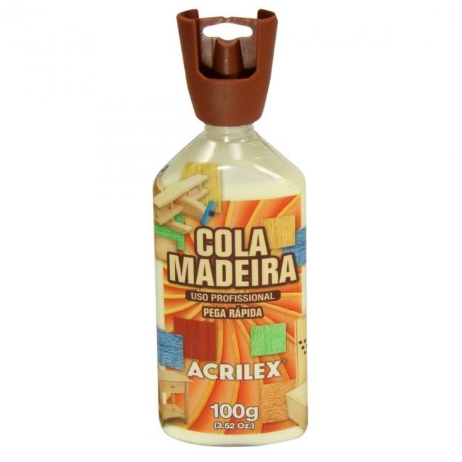 Cola Madeira 100g - Acrilex