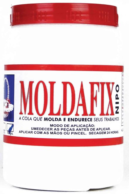 Cola Moldafix Nipo 500g - Telanipo