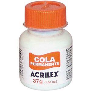 Cola Permanente 37ml - Acrilex